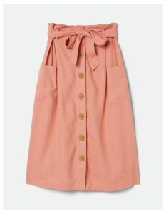 Fat Face Kate Linen Blend Skirt