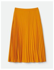 Fat Face Perrie Pleated Skirt