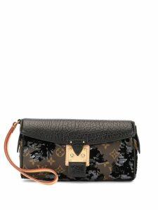 Louis Vuitton Pre-Owned De Jais Manege clutch - Black
