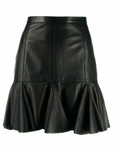 Moschino Pre-Owned 1990's Moschino skirt - Black