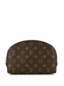 Louis Vuitton Pre-Owned cosmetic GM pouch - Brown