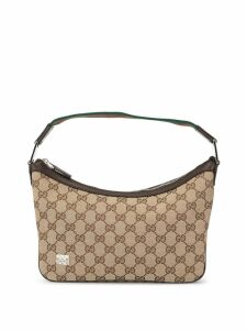 Gucci Pre-Owned GG Supreme pattern tote - Brown