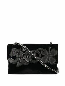 Chanel Pre-Owned chain shoulder bag - Black