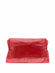 Missoni Pre-Owned 1970's foldover clutch - Red