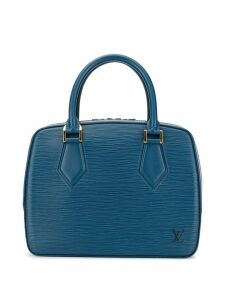 Louis Vuitton Pre-Owned Sablon hand bag - Blue