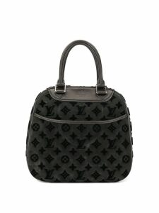 Louis Vuitton Pre-Owned Deauville Cube hand bag - Grey