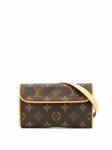 Louis Vuitton Pre-Owned Pochette Florentine bum bag - Brown
