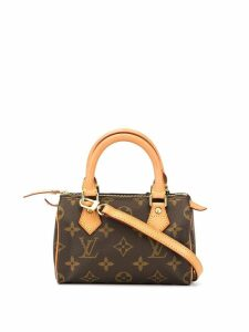 Louis Vuitton Pre-Owned mini Speedy hand bag - Brown