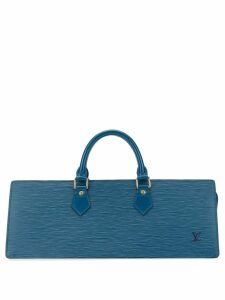 Louis Vuitton Pre-Owned Sac triangle hand bag - Blue