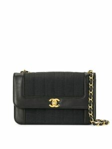 Chanel Pre-Owned Mademoiselle chain shoulder bag - Grey