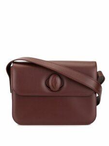 Cartier Pre-Owned Must De Cartier Shoulder Bag - Red