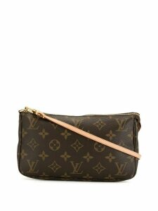 Louis Vuitton Pre-Owned Pochette hand bag - Brown