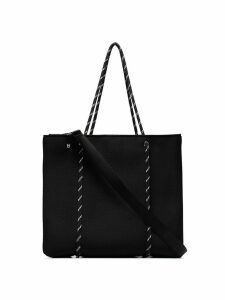 Nimble Activewear Traveller II neoprene gym tote - Black