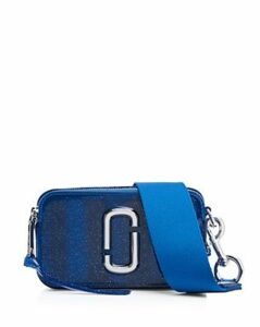 Marc Jacobs The Jelly Glitter Small Crossbody