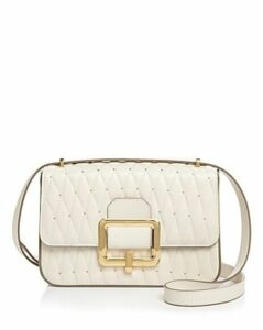 Bally Janelle Quilted Leather Shoulder Bag