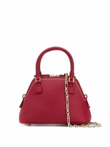 Maison Margiela nano 5AC tote bag - Red