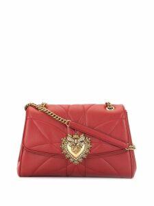 Dolce & Gabbana large Devotion shoulder bag - Black