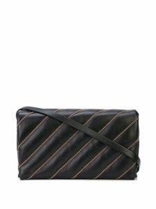 Brunello Cucinelli embellished belt bag - Black