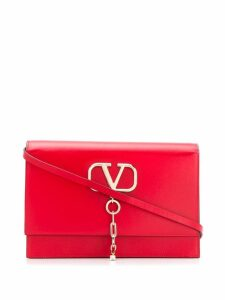 Valentino Valentino Garavani Vring shoulder bag - Red