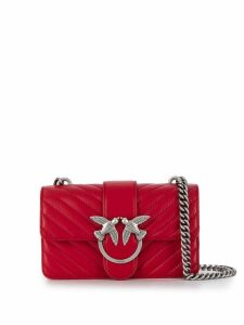Pinko Love shoulder bag - Red