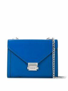 Michael Michael Kors Whitney shoulder bag - Blue