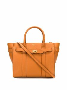 Mulberry Bayswater tote bag - Orange
