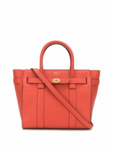Mulberry small Bayswater tote bag - Orange