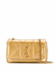 Saint Laurent small Jamie cross-body bag - Gold