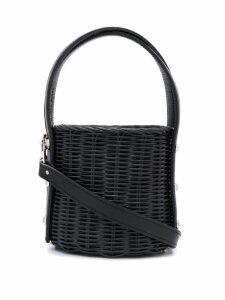 Wicker Wings Quan bucket bag - Black
