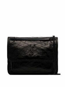 Saint Laurent Niki chain strap bag - Black