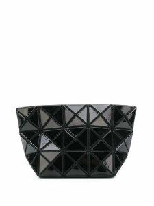 Bao Bao Issey Miyake geometric clutch bag - Black