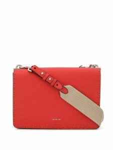 Fendi Fendi Roma messenger bag - Red