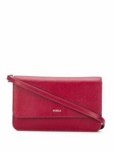 Furla Rival L crossbody bag - Red