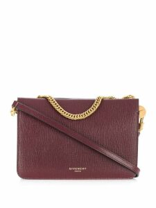 Givenchy Cross 3 tote bag - Red