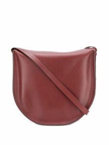 Aesther Ekme saddle hobo handbag - Red