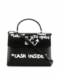 Off-White Jitney 2.8 Cash Inside bag - Black