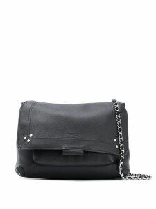 Jérôme Dreyfuss flap crossbody bag - Black
