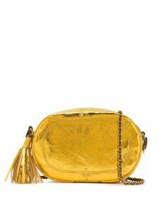 Jérôme Dreyfuss Marc shoulder bag - Gold