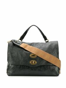 Zanellato Postina medium Lustro shoulder bags - Black