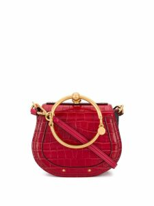 Chloé small Nile top handle bag - Red