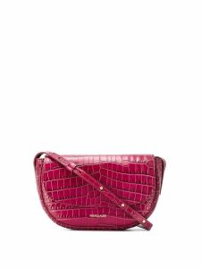 Frenzlauer mini Swing crossbody bag - Red