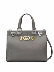Gucci Zumi tote bag - Grey