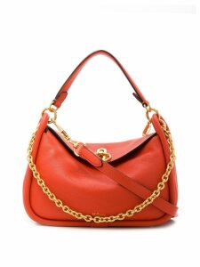 Mulberry small Leighton tote bag - Orange