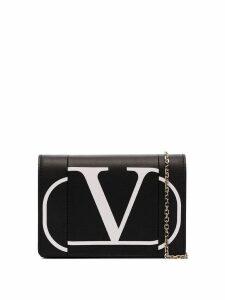 Valentino Valentino Garavani VRING logo bag - Black