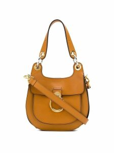 Chloé Tess Hobo shoulder bag - Brown