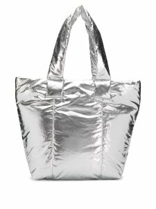 P.A.R.O.S.H. large tote bag - Silver