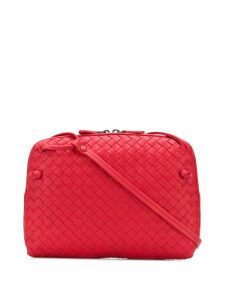 Bottega Veneta Nodini shoulder bag - Red