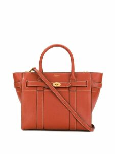 Mulberry Bayswater tote - Orange