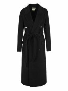 Bottega Veneta Wool Double Breast Coat