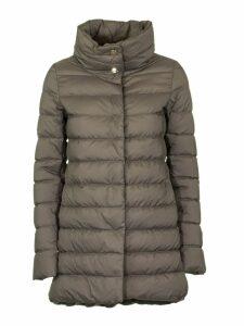 Herno Ultra-light Asymmetrical Down Jacket